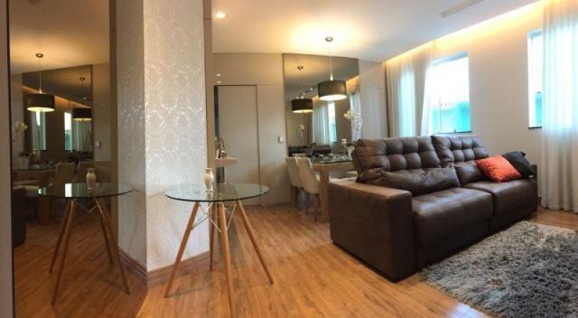 Apartamento à venda com 4 dormitórios em Barreiro, Belo horizonte cod:2745 - Foto 2