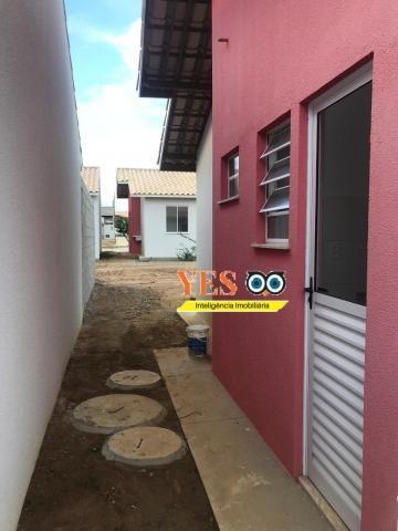 Casa residencial para Venda Contrato de Gaveta - Jardim Brasil, Feira de Santana 2 dormitó - Foto 4