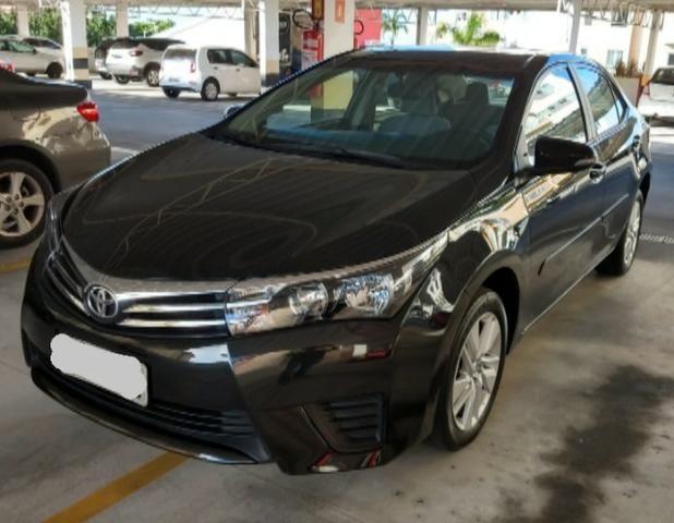 Corolla GLI aut 2015 - Oportunidade Única