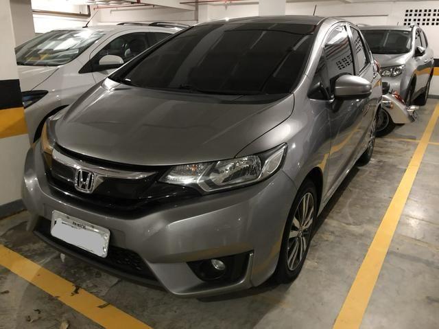 Honda Fit EXL 2015 versão TOP