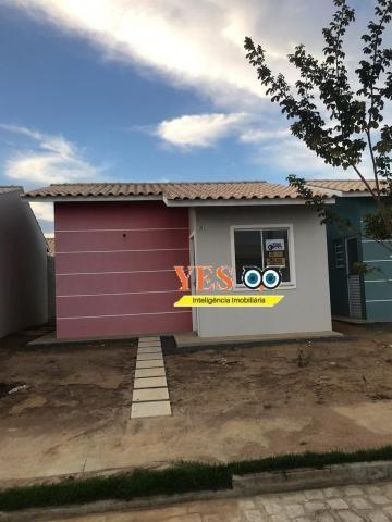 Casa residencial para Venda Contrato de Gaveta - Jardim Brasil, Feira de Santana 2 dormitó