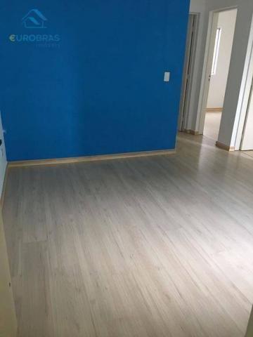 Apartamento com 2 dormitórios à venda, 48 m² por r$ 149.000 - sítio cercado - curitiba/pr - Foto 6