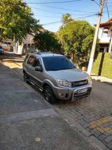 Vendo ou troco Ecosport GNV15m3 embaixo do carro!