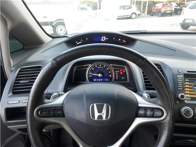 Honda Civic 1.8 lxl 16v flex 4p automático - Foto 4