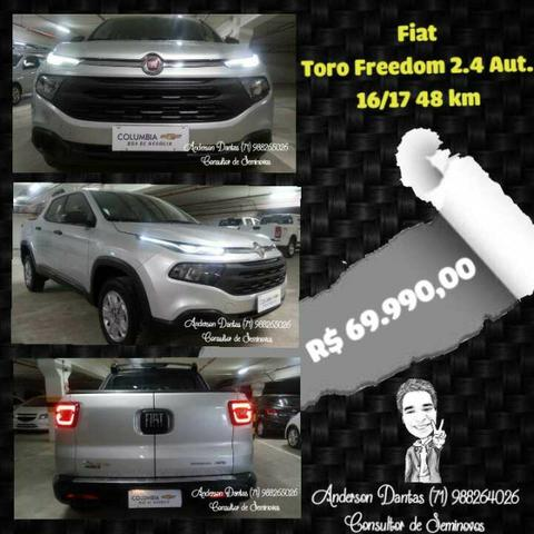 Fiat Toro Freedom 2.4 AUT.9 16/17