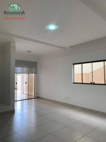 Sobrado com 4 dormitórios para alugar, 350 m² por R$ 6.000,00/mês - Residencial Sun Flower - Foto 3