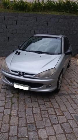 Peugeot 206 Gnv/2007 - Foto 12