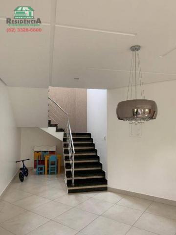 Sobrado com 4 dormitórios para alugar, 350 m² por R$ 6.000,00/mês - Residencial Sun Flower - Foto 5