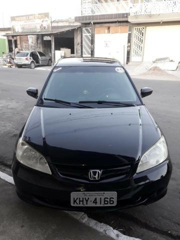 Honda Civic EX o top da categoria vendo ou troco por carro mais alto - Foto 18