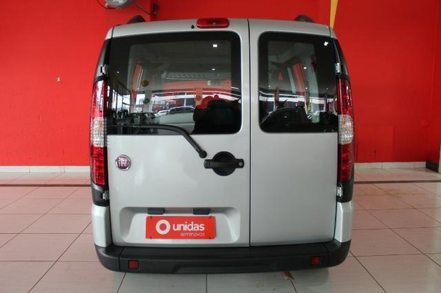 Fiat Doblo 1.8 Essemce 7 lugares - Foto 8