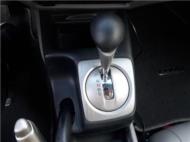 Honda Civic 1.8 lxl 16v flex 4p automático - Foto 12