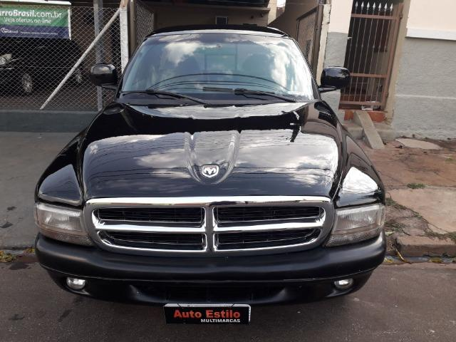 Dodge Dakota V6 Completa com Kit Gás 1999