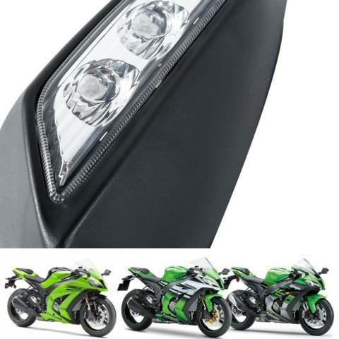 Retrovisores Importados/Peças Originais/Seminovas Suzuki/Honda/Yamaha/Triumph/Kawasaki - Foto 7