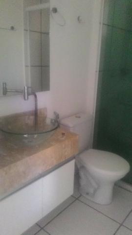 Casa Plana com Deck + Churraqueira + Chuveirão + Móveis projetados - 2 vagas - Pedras - Foto 3
