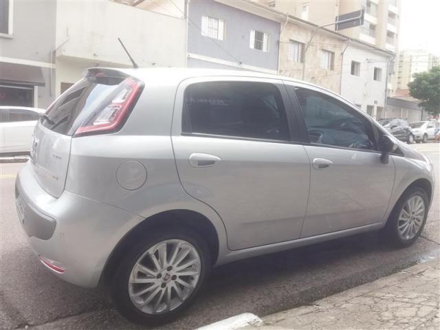 Fiat punto 1.6 essence 16v flex 4p automotizado - Foto 3