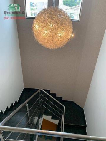 Sobrado com 4 dormitórios para alugar, 350 m² por R$ 6.000,00/mês - Residencial Sun Flower - Foto 6