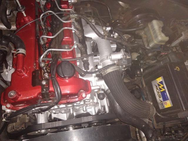 Jipe Actyon Diesel, Troco por Pickup - Foto 4