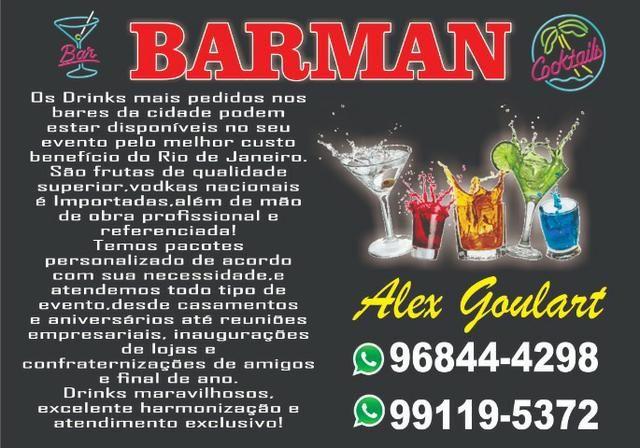 Barman - Foto 6