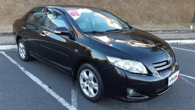 Olha a Oferta Toyota Corolla 1.8 Xei 16V Flex automatico 2009 - Foto 4