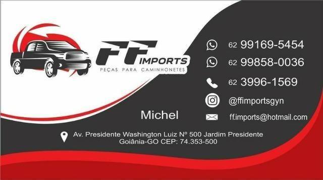 S10 flex 2013 - Motor completo S10 2.4 flex 2012/2015 - Foto 3