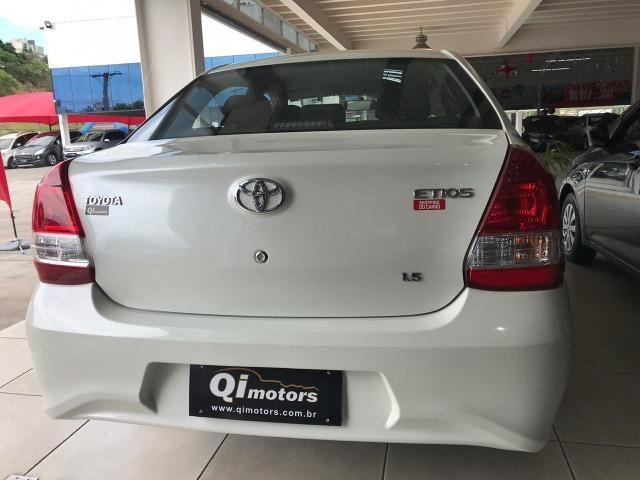 Etios Sedan Flex Impecável - Foto 8