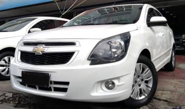 Chevrolet cobalt ltz 1.4 completo c/ multimídia _ mensais 559,99
