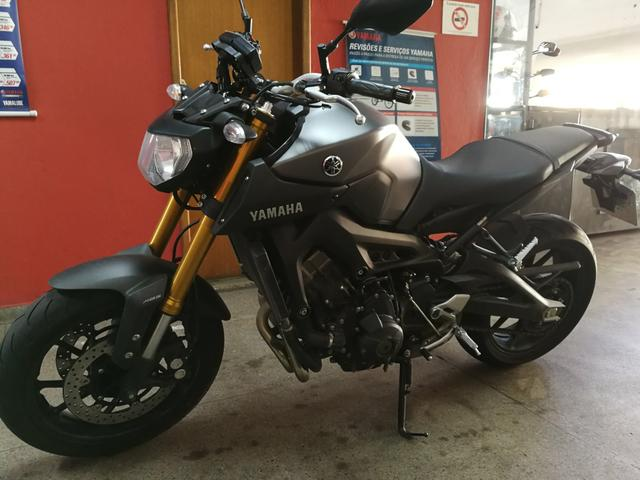 Yamaha MT-09 2017 - Muito Nova - Foto 4