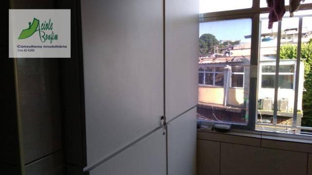 Apartamento com 2 dormitórios à venda, 75 m² por R$ 210.000 - Jardim Meriti - São João de  - Foto 2