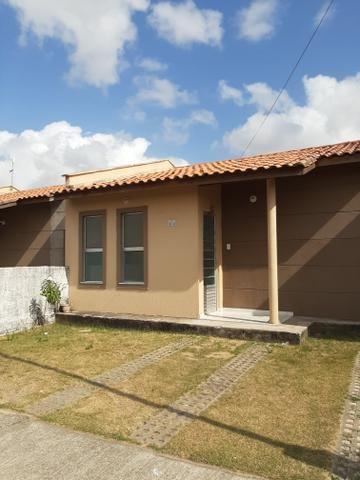 Estrada Ribamar Vilage dos pássaros 1 alugo casa condomínio fechado - Foto 8