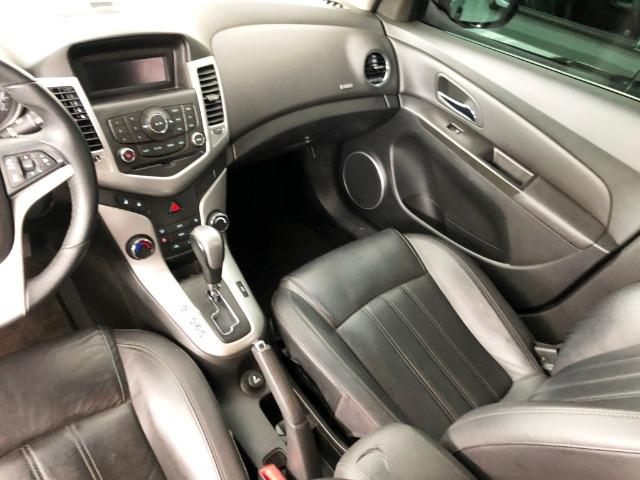 Cruze sedan automático com GNV legalizado - raridade - Foto 6