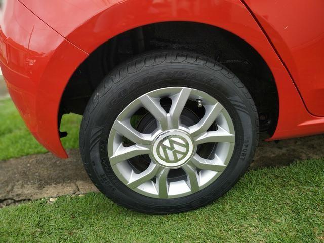 VolksWagen up! high 1.0 Total Flex 5p 82 CV IPVA 2019 pago - Foto 5