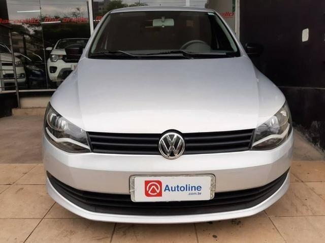 VW Voyage Trendline 1.6 MSI - Foto 2