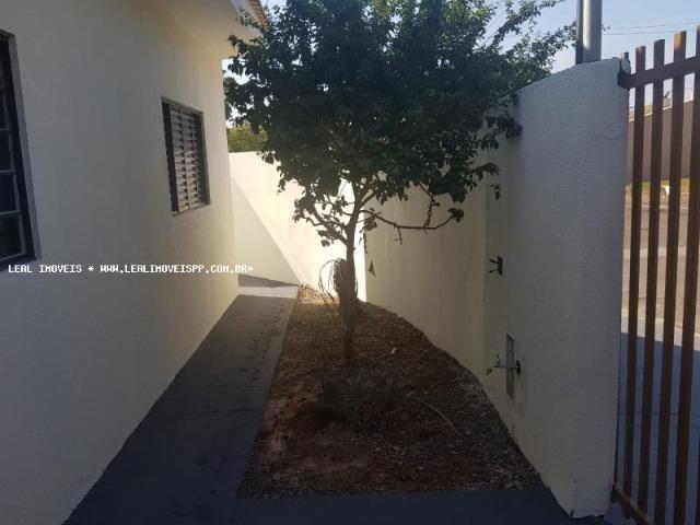 Casa Para Aluga Bairro: Residencial Universitario Imobiliaria Leal Imoveis 18 3903-1020 - Foto 5
