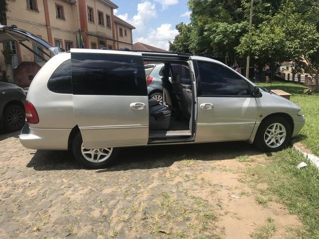 Chrysler Grand Caravan LX 4WD 3.8 V6 2000 180cv 4x4 - Foto 20