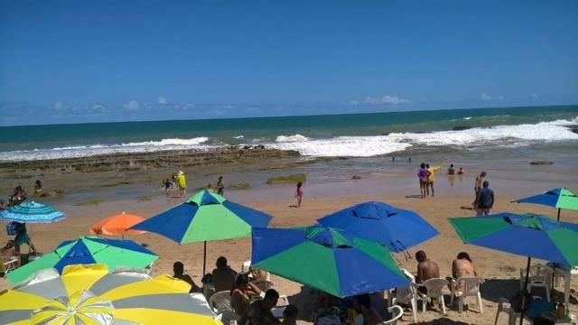 Vendo uma formosa casa, defronte ao mar, em JAUÁ (pé na areia) Valor R$450.000,00 - Foto 15