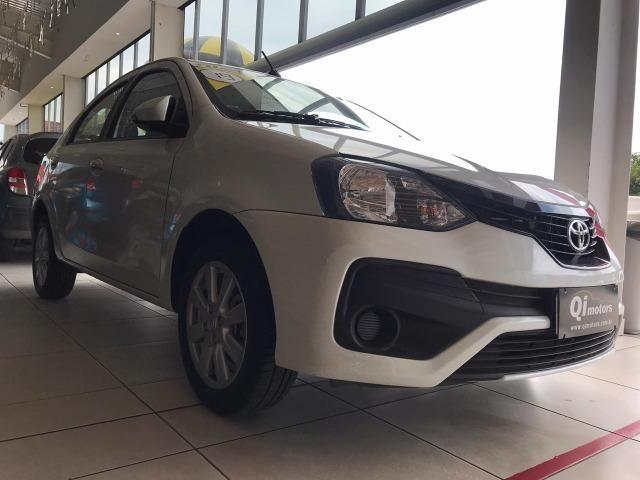 Etios Sedan Flex Impecável - Foto 4