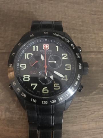 fad6e8acbcb Relógio SWISS MILITARY HANOWA - Bijouterias