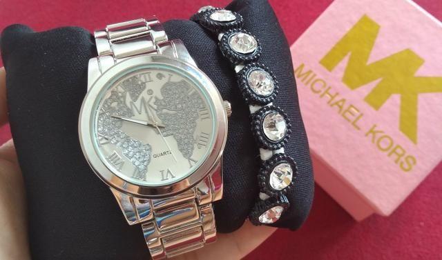 Kit feminino MK - Bijouterias, relógios e acessórios - Boa Viagem ... 5239b88e7f