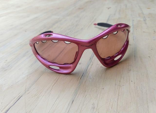 dc44aa53d2a62 Óculos Oakley Racing Original - Lentes Polarizadas - Bijouterias ...