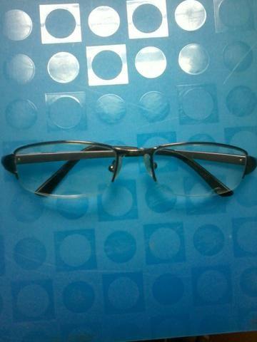 Armação de óculos de grau de metal - Bijouterias, relógios e ... 97e9cc850d