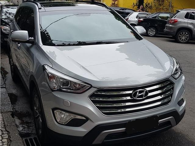 Hyundai Grand santa fé 3.3 mpfi v6 4wd gasolina 4p automático - Foto 2