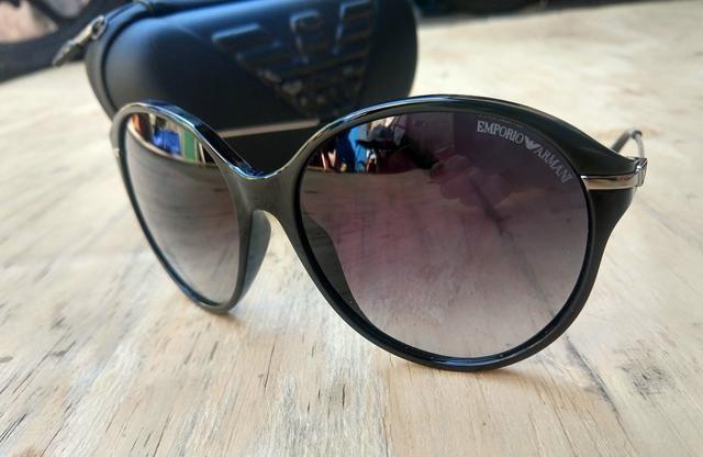 Óculos de Sol Empório Armani Original Feminino - Bijouterias ... 099149a2a2