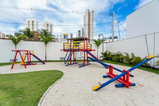 Apartamento de 3 Quartos em Ponta Negra (Residencial Áurea Guedes) 2 Vagas de Garagem - Foto 4
