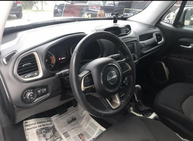 Jeep renegade sport diesel