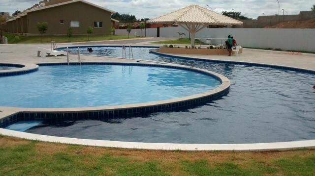 Casa Caldas Novas-GO, Condomínio Fechado, Jardins da Lagoa Condo Resort - Foto 18