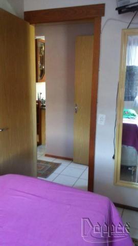 Apartamento à venda com 2 dormitórios em Rondônia, Novo hamburgo cod:17458 - Foto 11