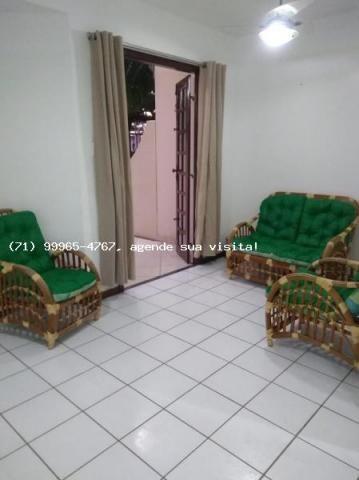 Casa em condomínio para venda em salvador, praia de flamengo, 3 dormitórios, 2 suítes, 4 b - Foto 19