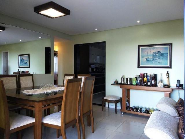Apartamento 3/4 Alphaville 106 m² com 2 vagas Condomínio com Lazer Completo - Foto 5