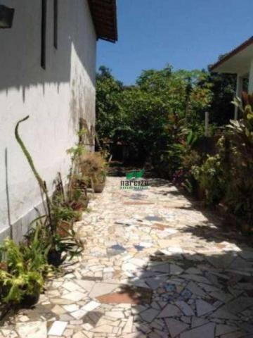 Casa residencial à venda, itapuã, salvador - ca0868. - Foto 12