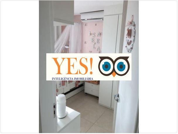 Apartamento 2/4 para Venda no Condomínio Vila de Espanha - SIM - Foto 2